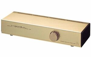 LUXMAN Speaker Selector Passive Audio 3 Line Switching System Selector AS-55