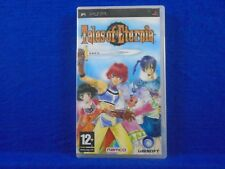 psp TALES Of ETERNIA Game RPG Adventure 2.50 NON GLITCH VERSION Sony REGION FREE