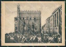 Perugia Gubbio Pinacoteca FG cartolina ZK0295