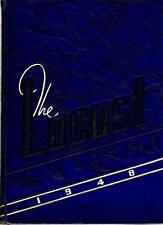 East Texas State Teachers College University Commerce 1948 Locust Yearbook