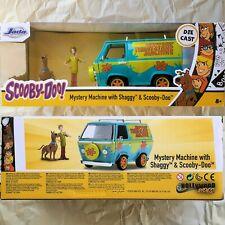 Jada Toys Scooby-Doo Mystery Machine 1:24 Scale Diecast Vehicle