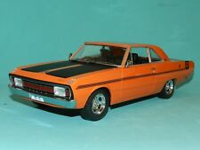 DDA Collectibles 1/18 1970 Chrysler Valiant VG Pacer Orange MIB