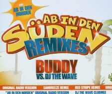 Buddy Ab in den Süden-Remixes (2003, vs. DJ the Wave) [Maxi-CD]