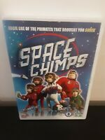"""Space Chimps (DVD, 2008) Cert U - """"Awesome Kids Flick"""" - Support Small Business"""