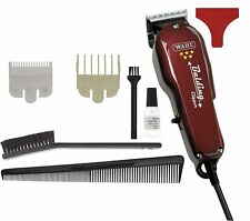 Wahl India - 08110-624 Balding 5 Star Hair clipper Hair Trimmer For Men (Red)