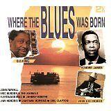 HOOKER John Lee, WINTER Johnny... - Where the blues was born - CD Album