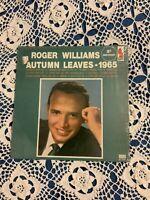 Roger Williams Autum Leaves-1965 Vinyl Album
