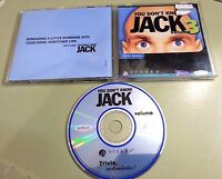 You Don't Know Jack Volume 3 (PC, 1997) Game