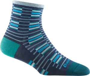 Darn Tough 6050 Denim Women's Picnic Shorty Lightweight Lifestyle Sock