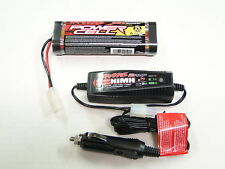 NEW TRAXXAS T-MAXX 3.3  EZ Start 7.2v 1800mah NIMH Battery Pack +Charger RXB