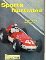 1961 (May 29) Sports Illustrated, magazine, Auto Racing, Indianapolis 500 ~ Fair