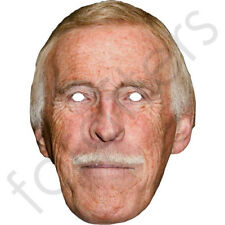 Bruce Forsyth Celebrity Strictly Dancing Card Mask All Our Masks Are Pre-Cut!