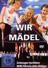 Wir Mädel  (DVD) Bund Deutscher Mädel - Zeitzeugen berichten Jutta Rüdiger