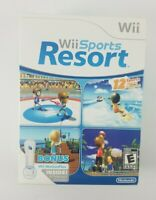Brand New Sealed Wii Sports Resort with Motion Plus Inside (Wii, 2009) 12 Sports