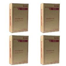 4 confezioni Hiti CARTA E RIBBON PACK PER S420 STAMPANTE, 50 Fogli stampe 4X6 87.P34