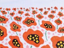 Poppies Hand Painted Needlepoint Canvas