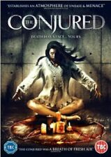 The Conjured DVD Death Has a Face....yours Horror Demon Possession R2