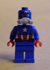 Lego Superhelden - Space Captain America ( Avengers, Atemgerät, Marvel) Neu