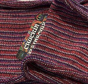 Headband 100% Cotton Nepal Nepalese Elastic Stretch Fit Chuckin Rainbowz Hippie