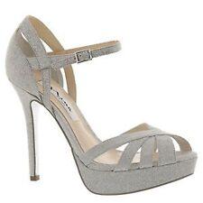 Women's Satin Stilettos Heels