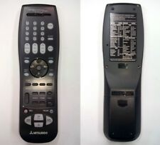 Mitsubishi Orig/Univ HDTV Projection TV Remote Control 290P122A10 w/Batteries
