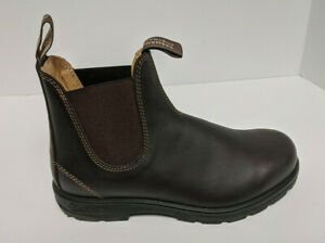 Blundstone 550 Chelsea Boots, Brown Leather, Men's 8 M (UK 7)