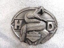 Accessoires Harley-Davidson en métal pour homme