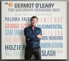 DERMOT O'LEARY presents THE SATURDAY SESSIONS 2015 (Live) 2CD A++++++++CONDITION