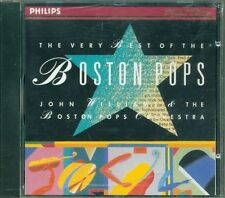 John Williams & The Boston Pops Orchestra - The Very Best Of Philips Cd Ottimo