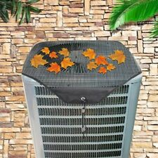 Premium Sturdy Air Conditioner Mesh Cover Outside Units AC Top Cover Protector