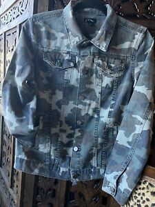 Camouflage Jacket.From USA.Classic Design.100% Cotton.2 Pockets.Top Condition.