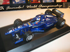 1:18 Prost Peugeot AP01 J. Trulli 1998 MINICHAMPS in brandnew showcase Top