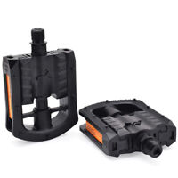 1 PAIR Universal Bicycle Road Mountain Bike Bicycle Pedals Folding Cycling Pedal