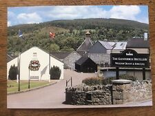 Huge Scottish Whisky Postcard Glenfiddich Distillery William Grant & Sons Ltd