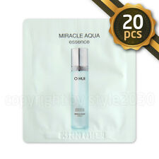 [O HUI] Miracle Aqua Essence 1ml x 20pcs (20ml) Moisturizers Hydrating OHUI