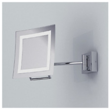 RRP £139 Astro Niro Plus Bathroom Mirror Make Up Polished Vanity