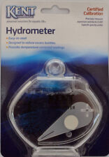 KENT MARINE HYDROMETER REEF AQUARIUM SALT WATER READER CORAL FISH