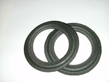 """One pair of 4.25"""" Infinity  foam surrounds. eg REFERENCE 40 etc. See list."""