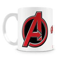 The Avengers Logo Marvel Comics Kaffee Becher Coffee Mug Tasse