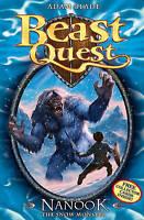 Nanook the Snow Monster (Beast Quest),GOOD Book