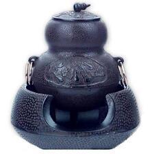 Japanese Tea Ceremony Tetsubin Chagama Cast Iron Teapot TB80 S-2550