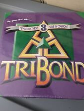 TRIBOND DIAMOND EDITION 1992 Vntg NEW AND SEALED Game