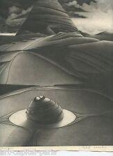 ESTEBE MICHEL GRAVURE 1991 SIGNÉE AU CRAYON NUMÉROTÉE/60 HANDSIGNED NUMB ETCHING