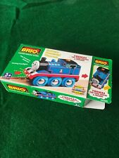 Very rare original Brio battery operated Thomas the Tank Engine 323200.  BNIB