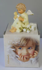 HUMMEL Boxed MY LITTLE ANGEL Figurine ANGEL HOLDING A DOLL Candle Holder