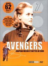 AVENGERS (THE) -ANNEE 62 SAISON 2 COFFRET 2 -  BOX 2 DVD REGION/ZONE 2