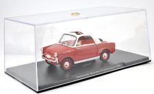 "DIE CAST "" AUTOBIANCHI BIANCHINA TRASFORMABILE (1958) ""SCALA 1/24  AUTO VINTAGE"