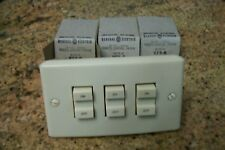 GE    RFS-6  3 SWITCH COMPLETE ASSEMBLE  ALL NEW