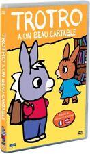 TROTRO A UN BEAU CARTABLE [DVD] - NEUF