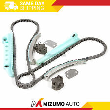 Timing Chain Kit w/o Gears 2-Bolts Guide Fit 02-11 FORD EXPEDITION MERCURY 4.6